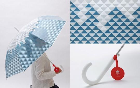 Nippon-Ichi Fujisan Umbrella