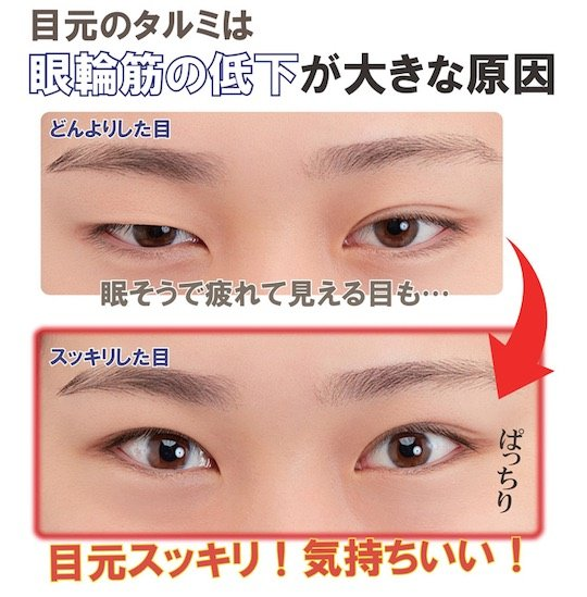 Eyes Upper Face Stretcher