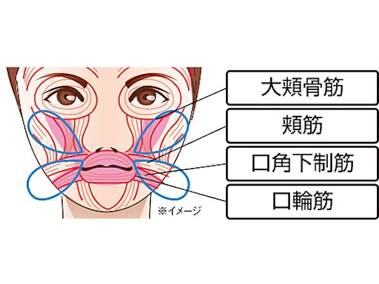 Small Face Slimmer Wings Exerciser