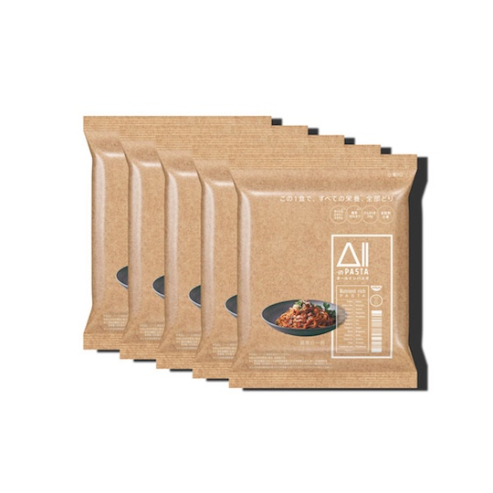 Nissin All-in Pasta (6 Pack)