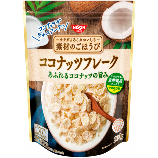 Nissin Coconut Flakes (Pack of 6)