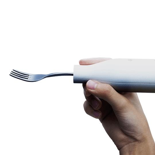Otohiko Anti-Slurping Noise Noodle Eating Fork