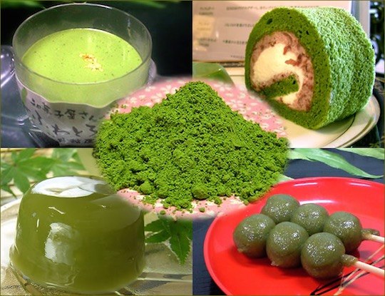 Premium Matcha Powder for Cooking Sweets