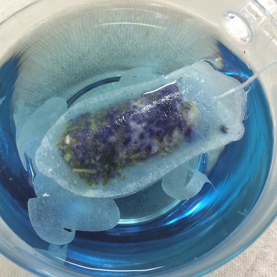 Butterfly Pea Mint Frog Tea Bags