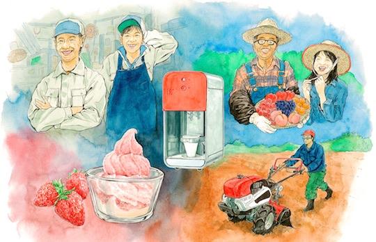 BJ Ice Cream Blender