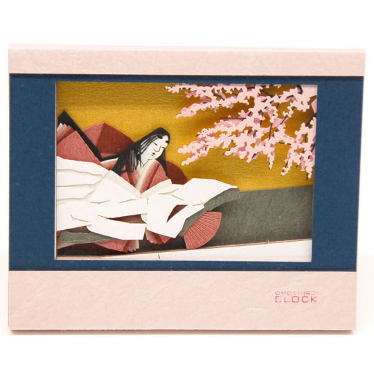 Omoshiroi Block Hana no Iro Cherry Blossom Memo Pad