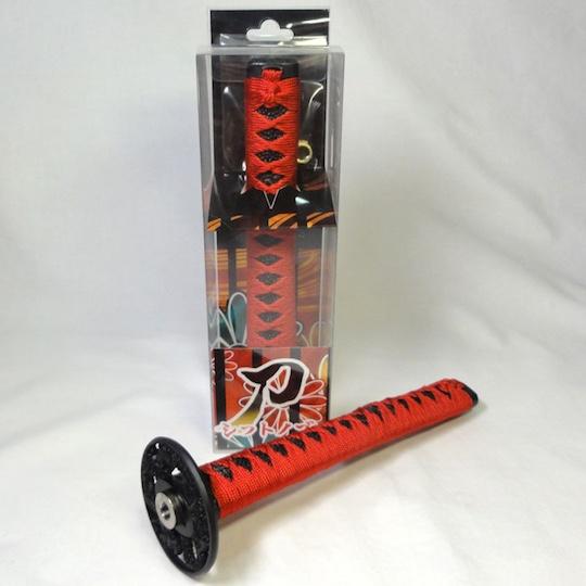 Japanese Sword Handle Gear Stick