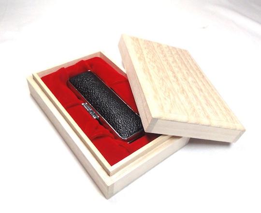 Sengoku Hanko Warring States Sword Hilt Personal Stamp