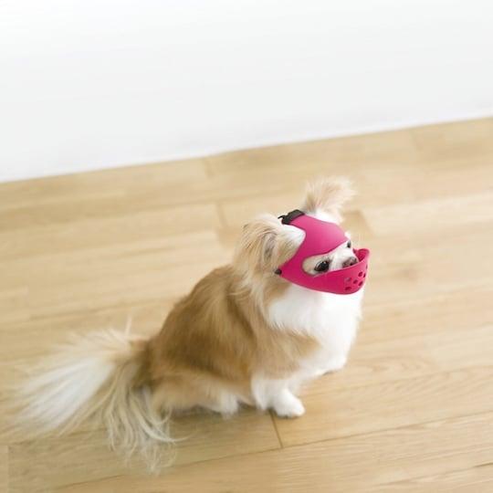 Quack Face Dog Muzzle Small