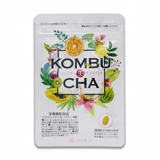Kombucha Supplements