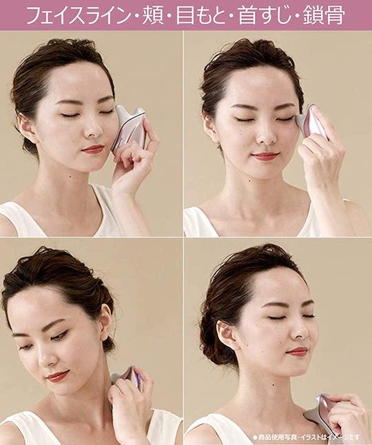 Panasonic Face Care Skin Warmer