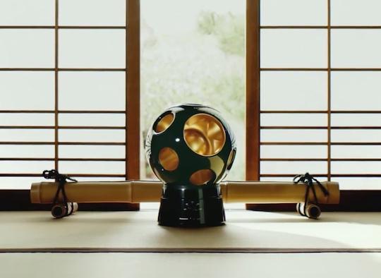 Panasonic Echizen Lacquerware Bladeless Air Generator Q