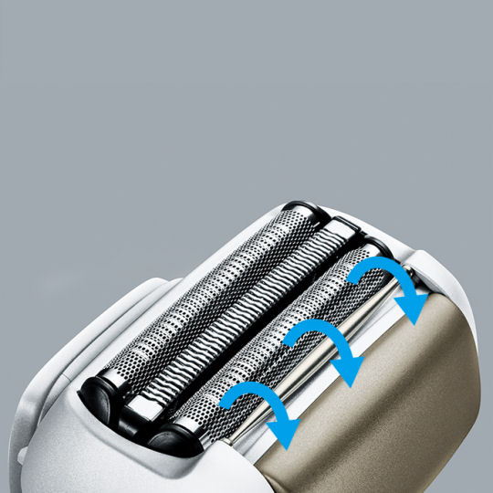Panasonic Lamdash Skincare Triple-Blade Shaver ES-MT21-H