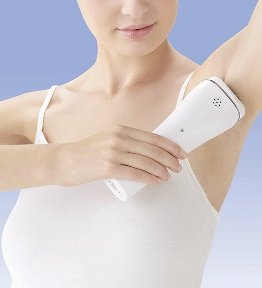 Panasonic Beauty IPL Light Treatment Body Hair Removal ES-WH85