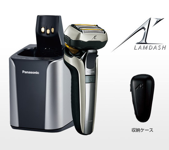 Panasonic Lamdash ES-LV9CX Electric Razor