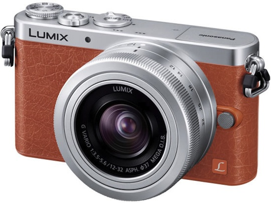 Panasonic LUMIX DMC-GM1 Camera