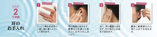 Ear Tsubo Jewelry