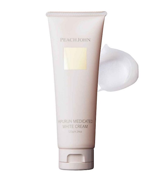 Peach John Hipurun Medicated White Cream for Buttocks
