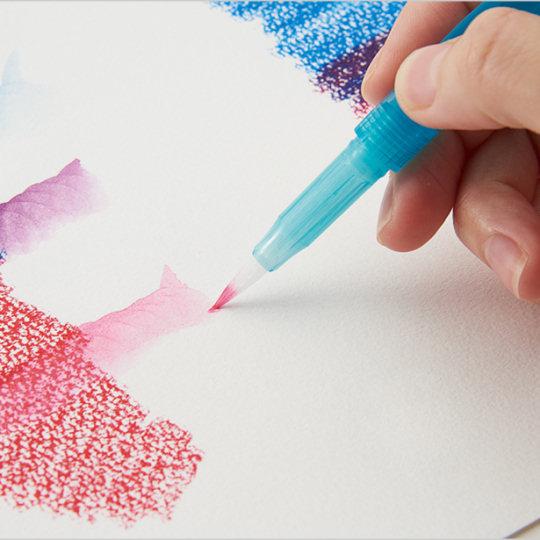 Pentel Vistage Watercolor Pastels 24 Colors
