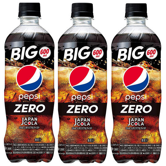 Pepsi Japan Cola Big 600 ml (6 Pack)