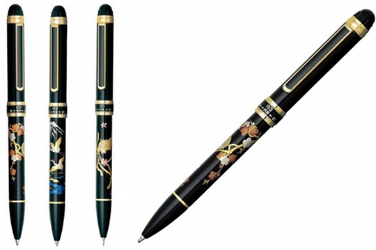 Platinum Double Action Maki-e Pen MWB-5000RM