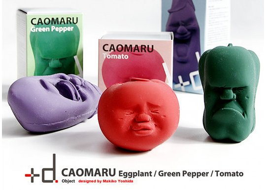 Cao Maru Vegetable Stressballs