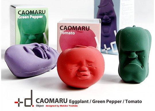 Cao Maru Gemüse Stress-Bälle
