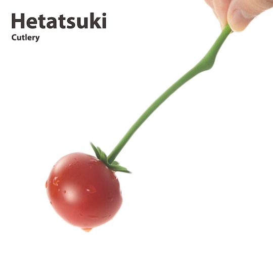 Hetatsuki Plant Stalk Food Picks