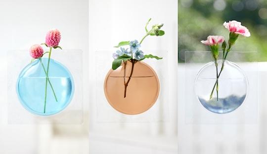 Kaki Flower Vase