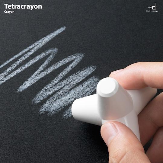 Tetra Crayons