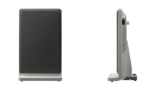 PlusMinusZero Panel Heater