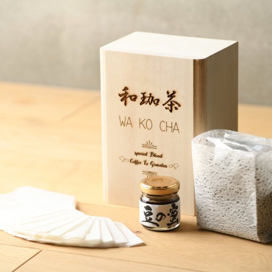 Wakocha Tea-Coffee Blend