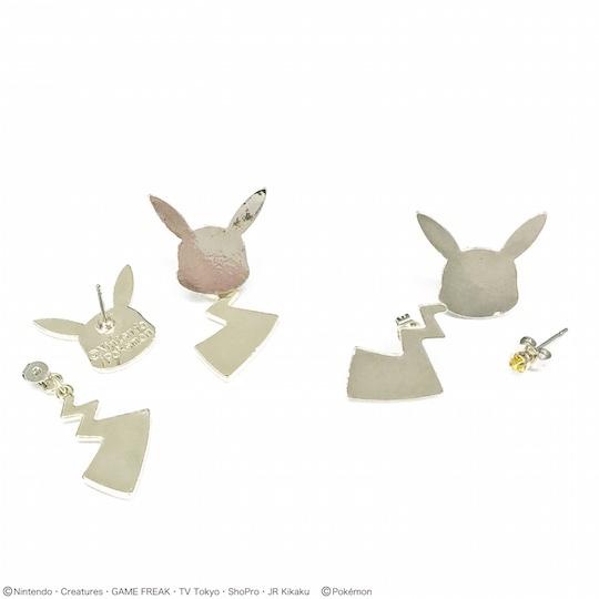 Pokemon Pikachu Earrings, Hairpins, Barrette, Eevee Scrunchies