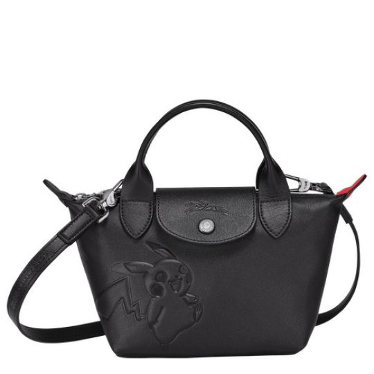 Pokemon Longchamp Top Handle Bag XS