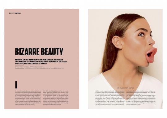 de standaard magazine beauty products