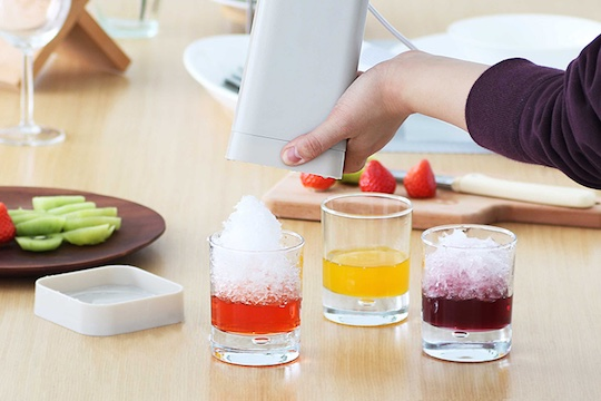 Prismate Automatic Shaved Ice Maker
