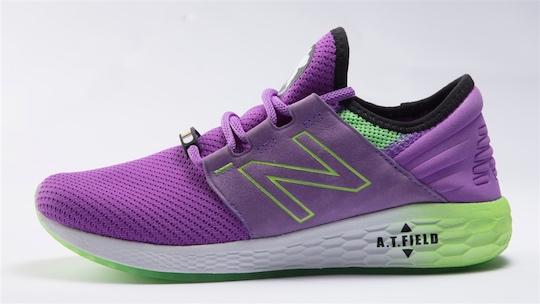 Evangelion New Balance Fresh Foam Cruz U Sneakers