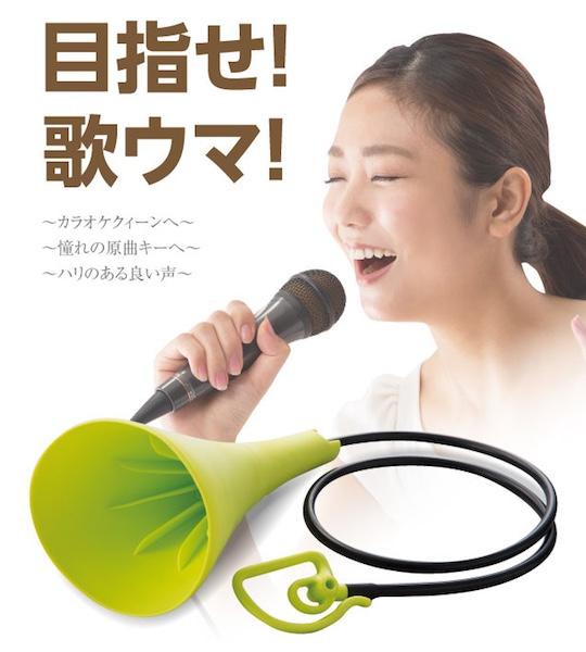 Utaet Voice Training Silent Karaoke Mic