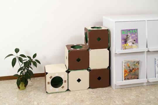 Cat Jungle Gym Cubes