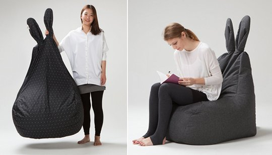 Japan Trend Shop Rabito Bean Bag