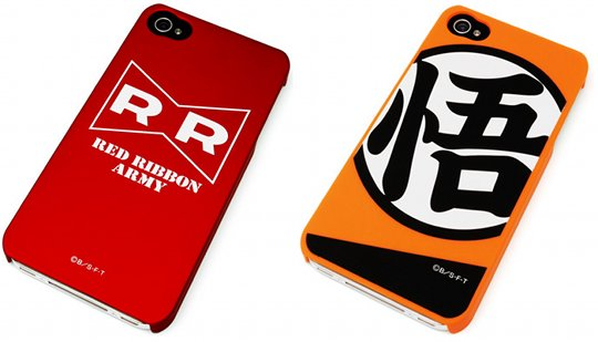 Dragonball Kai iPhone 4 Case