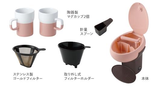 Recolte Kaffe Duo Paus