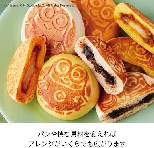 Recolte Minions Hot Sandwich Press