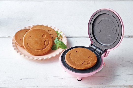 Recolte Mini Round Waffle Maker