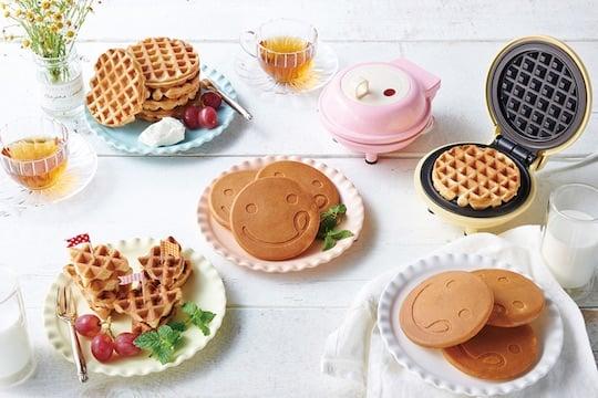 Recolte Mini Round Waffle Maker
