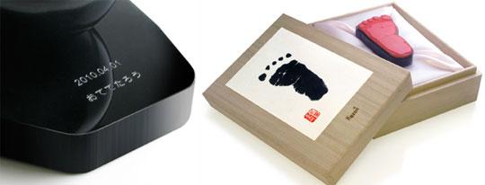 Otete & Anyo Baby Hand & Foot Stamp