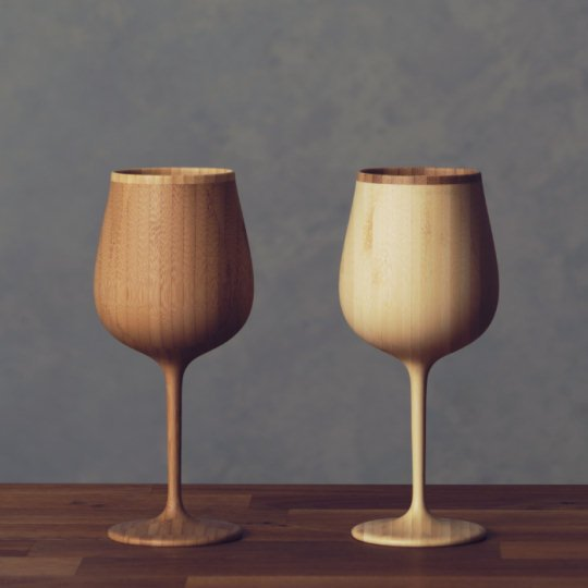 Riveret Bamboo Drinking Cups