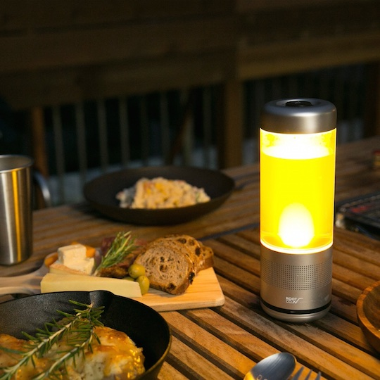 Playful Lantern Speaker Bottle