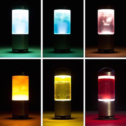 Playful Lantern Speaker Bottle