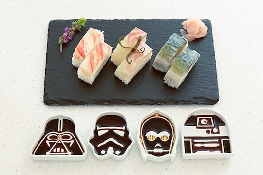Star Wars Soy Sauce Dish Set